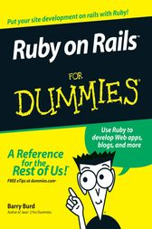 Ruby on Rails For Dummies by Barry A. Burd