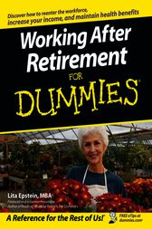 Working After Retirement For Dummies by Lita Epstein