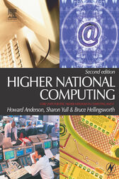 Higher National Computing by Howard Anderson