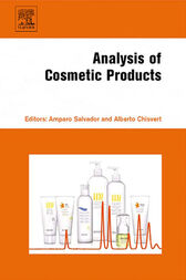 Analysis of Cosmetic Products by Amparo Salvador