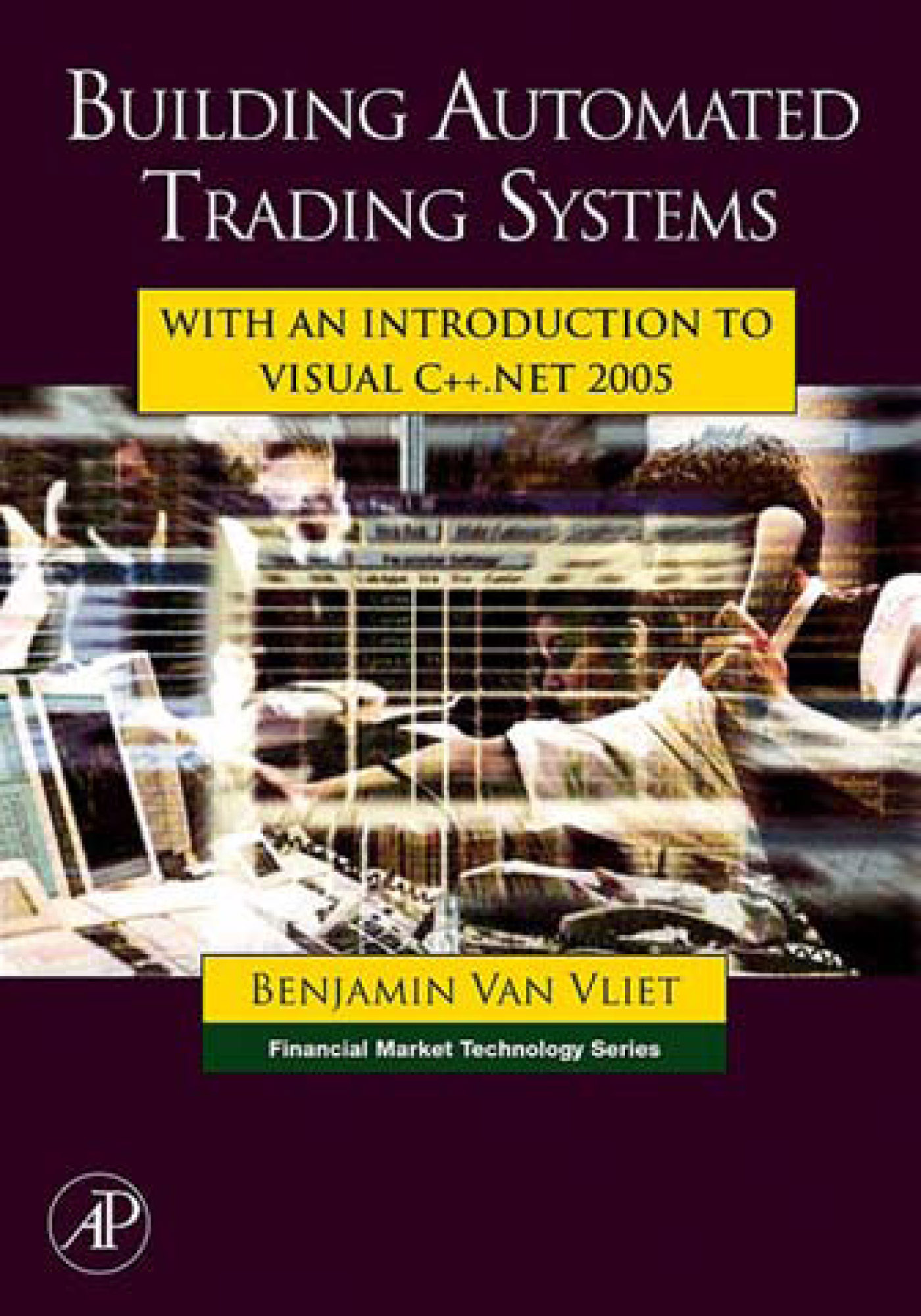 Download Ebook Building Automated Trading Systems by Benjamin Van Vliet Pdf