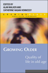 Growing Older by Catherine Hennessy Hagan