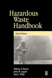 Hazardous Waste Handbook by John Lippitt