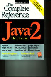 Java 2: The Complete Reference by Patrick Naughton