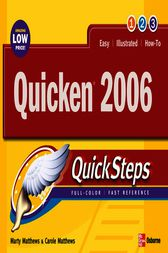 QUICKEN 2006 QUICKSTEPS by Bobbi Sandberg