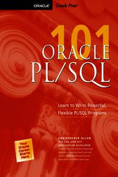 ORACLE PL/SQL 101 by Christopher Allen