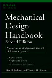 Mechanical Design Handbook, Second Edition by Harold A. Rothbart