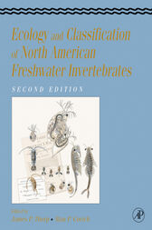 Ecology and Classification of North American Freshwater Invertebrates by James H. Thorp