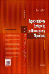 Representations for Genetic and Evolutionary Algorithms by Franz Rothlauf
