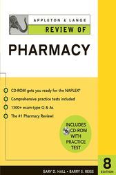 Appleton & Lange Review of Pharmacy (Book) by Gary D. Hall