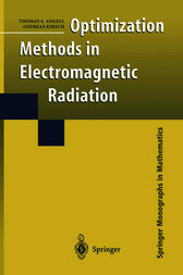 Optimization Methods in Electromagnetic Radiation by Thomas S. Angell