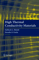 High Thermal Conductivity Materials by Subhash L. Shinde