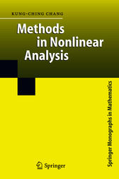 Methods in Nonlinear Analysis by Kung-Ching Chang