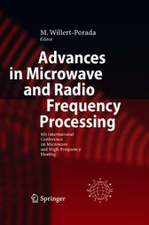 Advances in Microwave and Radio Frequency Processing by M. Willert-Porada