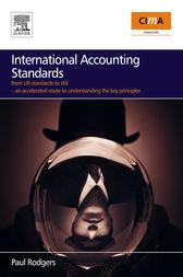 International Accounting Standards by Paul Rodgers