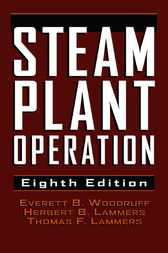 Steam Plant Operation by Everett Woodruff