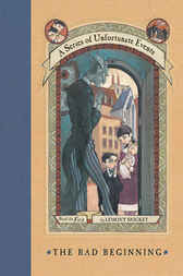 A Series of Unfortunate Events #1 by Lemony Snicket