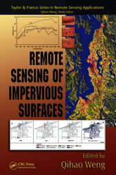 Remote Sensing of Impervious Surfaces by Qihao Weng