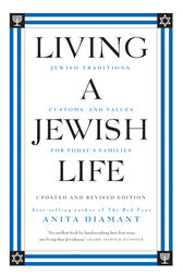 Living a Jewish Life, Updated and Revised Edition by Anita Diamant