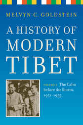 A History of Modern Tibet, volume 2 by Melvyn C. Goldstein