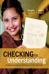 Checking for Understanding by Douglas Fisher