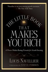 The Little Book That Makes You Rich by Louis Navellier