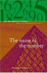 The Name of the Number by Michael A. B. Deakin; David Leigh-Lancaster