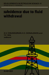 Subsidence due to Fluid Withdrawal by E. C. Donaldson