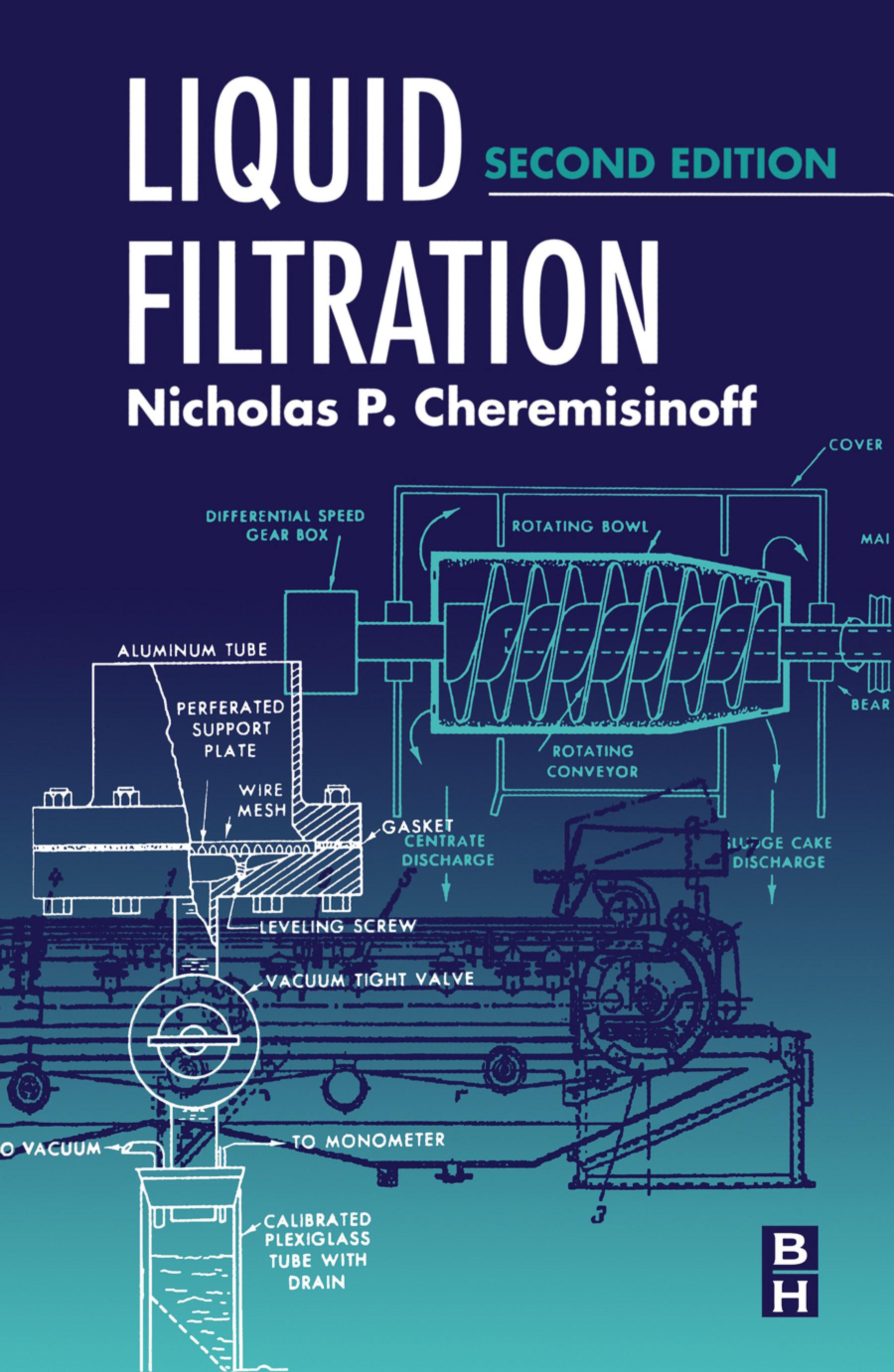 Download Ebook Liquid Filtration (2nd ed.) by Nicholas P Cheremisinoff Pdf