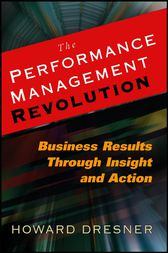 The Performance Management Revolution by Howard Dresner