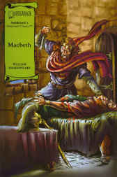 Macbeth Graphic Novel by William Shakespeare
