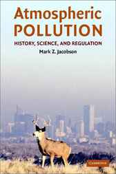 Atmospheric Pollution by Mark Z. Jacobson