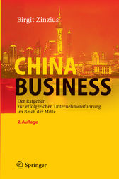 China Business by Birgit Zinzius