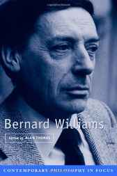 Bernard Williams by Alan Thomas