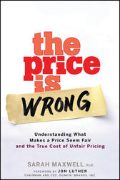The Price is Wrong by Sarah Maxwell