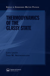 Thermodynamics of the Glassy State by Luca Leuzzi