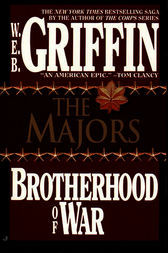 The Majors by W.E.B. Griffin
