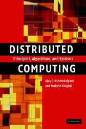 Distributed Computing by Ajay D. Kshemkalyani