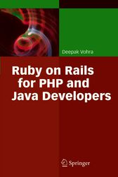 Ruby on Rails for PHP and Java Developers by Deepak Vohra