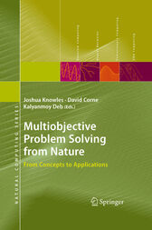 Multiobjective Problem Solving from Nature by Joshua Knowles