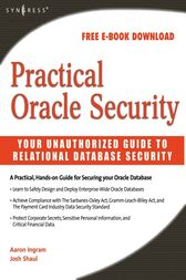 Practical Oracle Security by Josh Shaul