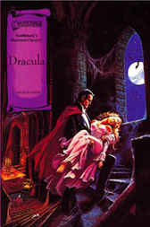 Dracula Graphic Novel by Bram Stoker
