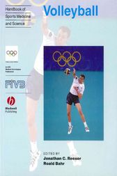 Handbook of Sports Medicine and Science, Volleyball by Jonathan C. Reeser
