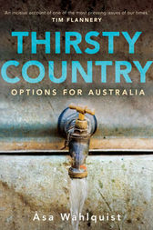 Thirsty Country by Asa Wahlquist