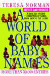 World of Baby Names, A (Revised)
