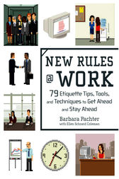 New Rules @ Work by Barbara Pachter