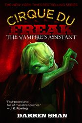 the vampires assistant series