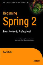Beginning Spring 2 by Dave Minter