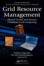 Grid Resource Management by Frederic Magoules