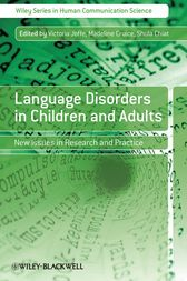 Language Disorders in Children and Adults by Victoria Joffe